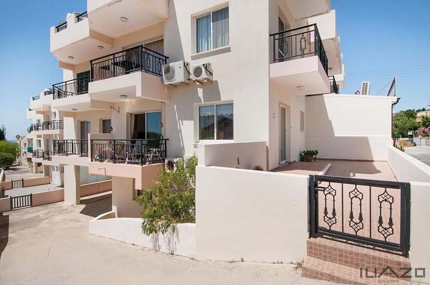 118 – Paphos1 bedroom apartment – Paphos – Cyprus